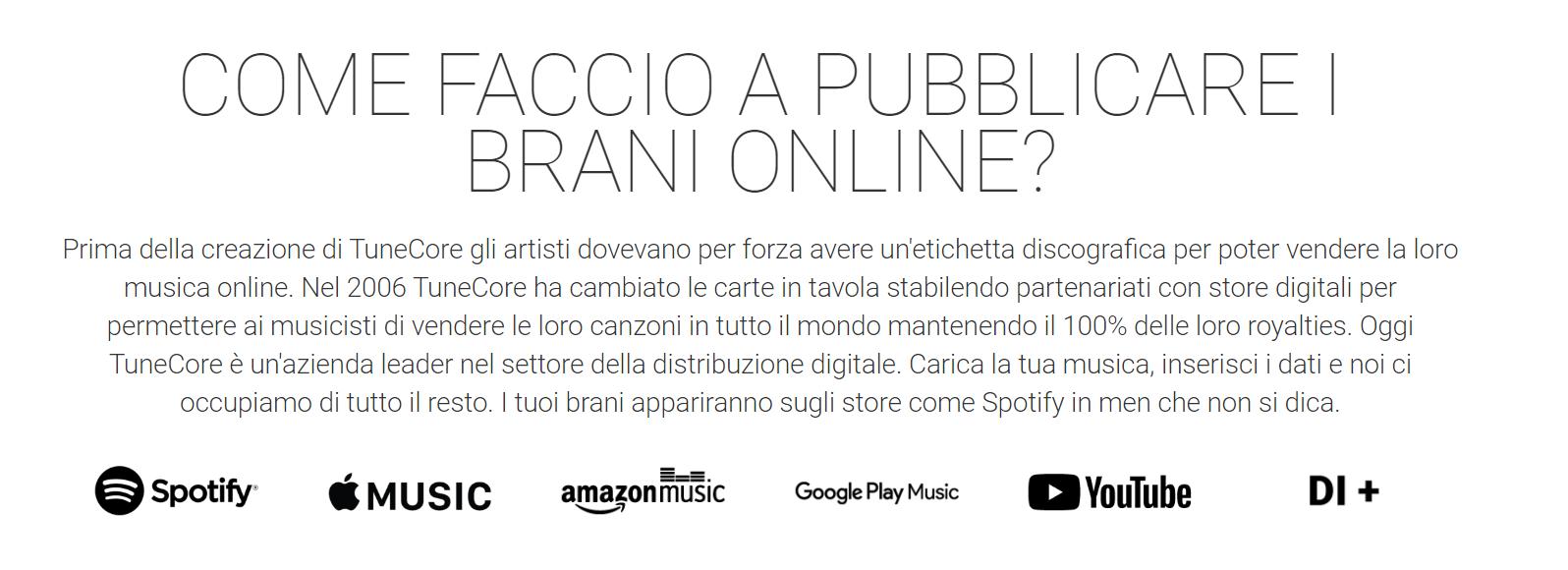 I 3 migliori distributori digitali di musica