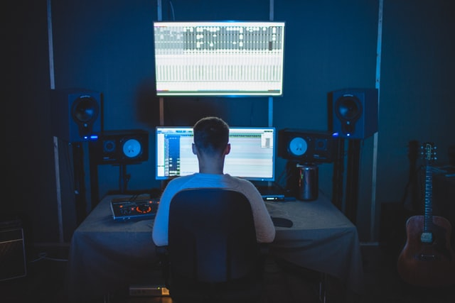 compressione mix e master
